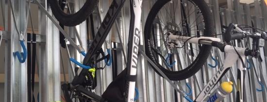 Máme nový cyklovlek